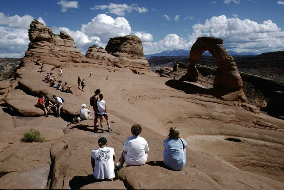 Arches National Park 3.9.1994